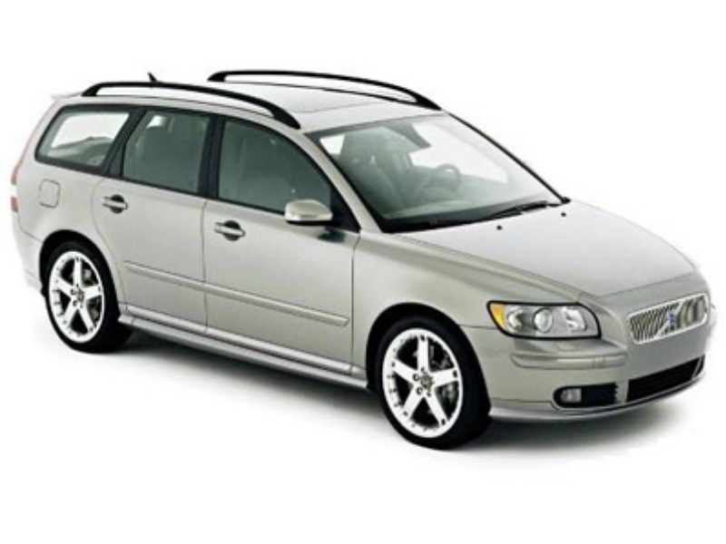 Volvo-V50 Griep of verkoudheid?
