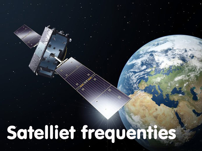 satelliet-frequenties Fitnessruimte